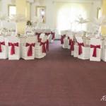 59 Huse de scaun mulate , esarfe colorate nunta Targoviste